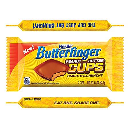 Butterfinger Peanut Butter Cup, 1.5 Oz