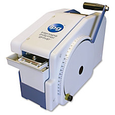 ipg Manual WAT Dispenser Holds Total