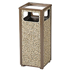 United Receptacle Sand Urn Litter Receptacle