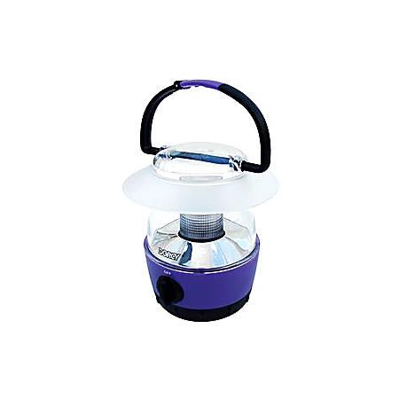Dorcy Mini Lantern - AA - Purple, Yellow, Red, Blue