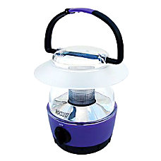 Dorcy Mini Lantern AA Purple Yellow