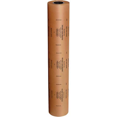 "Office Depot® Brand Mil-Spec VCI Paper Roll, 36"" x 600', Kraft"