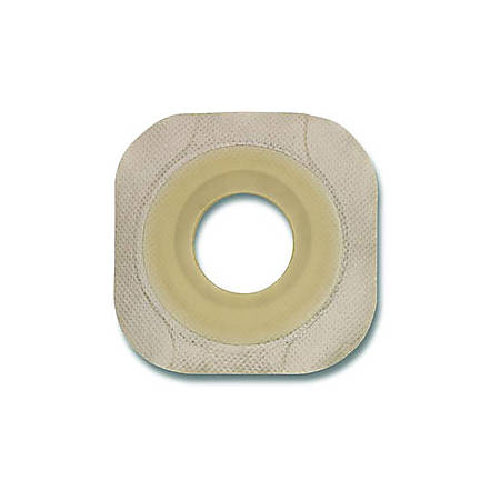 "New Image™ FlexWear™ Standard Wear Skin Barrier With Tape, 1 3/4"" x 1 1/4"", 1 3/4"" x 1 1/4"", Box Of 5"