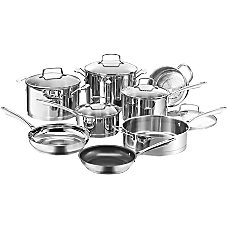 Cuisinart 13 Pc Professional Series Stainless