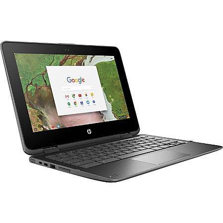 "HP Chromebook x360 11 G1 EE Laptop, 11.6"" Touch Screen, Intel® Celeron®, 8GB Memory, 32GB Flash Memory, Chrome OS"