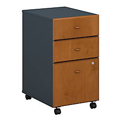 Bush Business Furniture Office Advantage 3 Drawer Mobile
