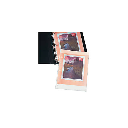 avery page size sheet protectors for 3 hole punched sheets