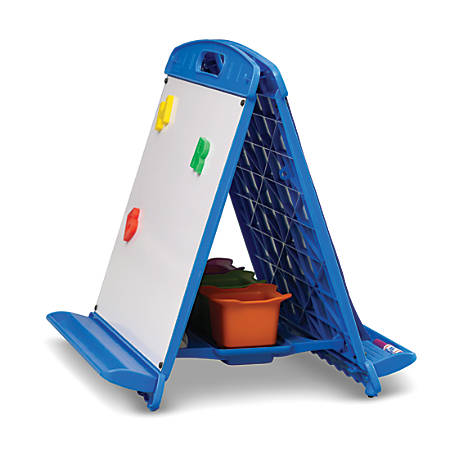 "Copernicus Tabletop Easel, 15"" x 17"", Blue"