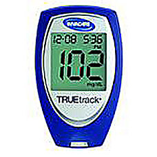 Invacare TRUEtrack Blood Glucose Monitoring System