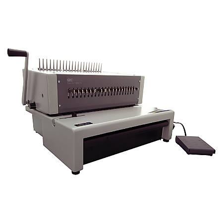 GBC® CombBind® C800pro Electric Binding Machine