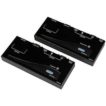 StarTech.com PS/2 + USB KVM Console Extender - cat5 extender - external - up to 150 m - 1 Computer(s) - 1