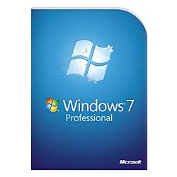 Microsoft Windows 7 Professional Full Version Traditional Disc