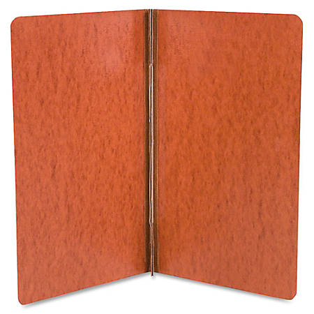 "ACCO® Presstex® Tyvek®-Reinforced Side Binding Cover, 8 1/2"" x 14"", 60% Recycled, Red"