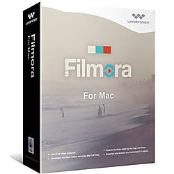 Wondershare Filmora Video Editor for Mac