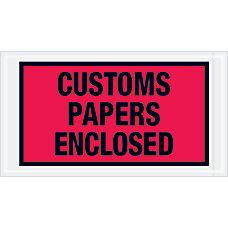 Tape Logic Preprinted Packing List Envelopes