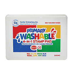 Center Enterprise Washable 4 In 1