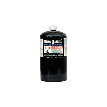 BernzOmatic® Propane Cylinder, 16.4 Oz