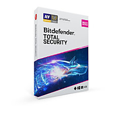 Bitdefender Total Security 2020 5 Devices
