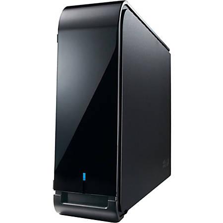 BUFFALO™ DriveStation Axis Velocity 6TB External Hard Drive, SATA, HD-LX6.0TU3