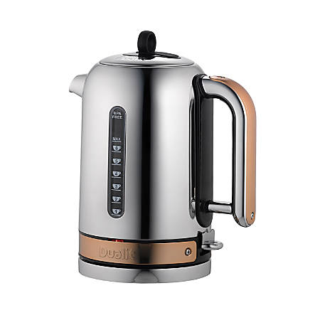 Dualit® Classic Kettle, 1.71 Liters, Copper