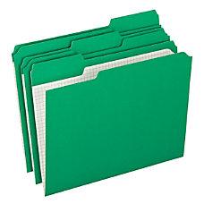 Pendaflex Reinforced Top File Folders 13