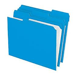Pendaflex Color Reinforced Top File Folders