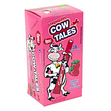 Cow Tales Strawberry Box Box Of
