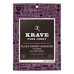 KRAVE Jerky Black Cherry Barbecue Pork