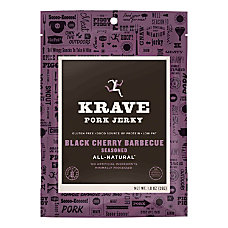KRAVE Jerky Black Cherry Barbecue Pork