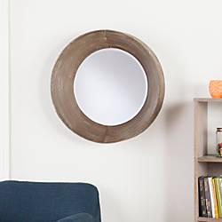 Holly Martin Wushu Round Wall Mirror