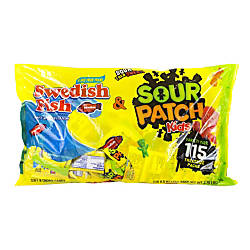 Sour Patch And Swedish Fish Variety