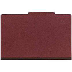 Office Depot Brand Pressboard Classification Folder