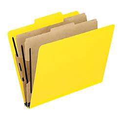 Pendaflex PressGuard Color Classification File Folder