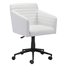 Zuo Modern Bronx Mid Back Chair