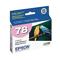 Epson 78 T078620 Claria Hi Definition