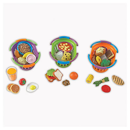 Learning Resources® New Sprouts® Meals Complete Set, Grades Pre-K - 3