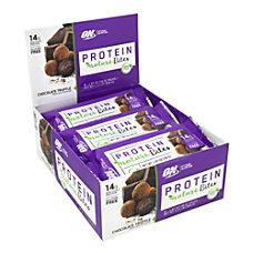 Optimum Nutrition Protein Nature Bites Chocolate