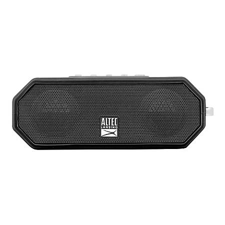 Altec Lansing® Jacket H2O 4 Bluetooth® Speaker, Black, IMW449-BLK
