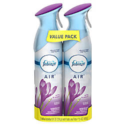 Febreze AIR Fresheners Spring Renewal Scent