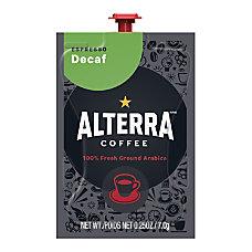 MARS DRINKS Flavia Coffee ALTERRA Espresso