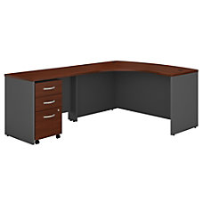 Bush Business Furniture Components Left Handed