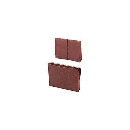 "Pendaflex® Reinforced Expanding Wallet, Letter Size, 5 1/4"" Expansion, Red"