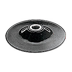 Steel Reinforced Rubber Backing Pad with