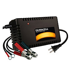 Duracell 6 Amp Battery Charger DRBC6A