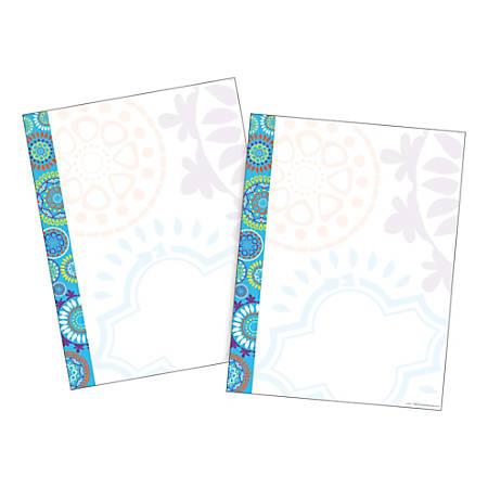 Barker Creek Computer Paper, Letter Paper Size, 60 Lb, Moroccan, 100 Sheets