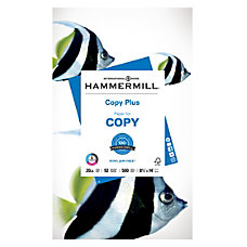 Hammermill Paper Copy Plus MP Legal