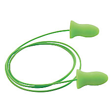 Moldex Meteors Earplugs Green Pack Of