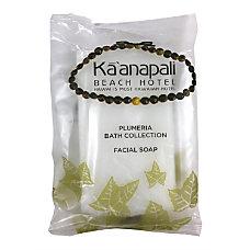 Kaanapali Beach Plumeria Scent Facial Bar