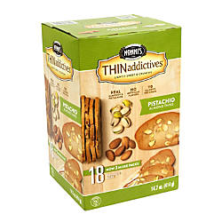 THINaddictives Pistachio Almond Thins Pack Of