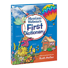Merriam Websters First Dictionary